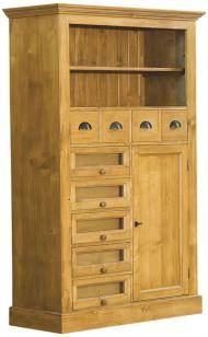 bar ptoir et meubles annexes pin anglais