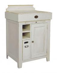 meuble de cuisine pin anglais - Meuble De Cuisine En Pin